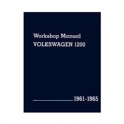 Manuel atelier vw usa Cox et Kg de 1961 à 1965