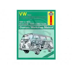 Haynes vw Combi 1600 de 1968 à 1979