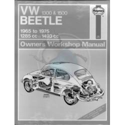 Haynes vw Coccinelle 1300 & 1500 de 1965 à 1975