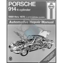 Haynes manual porsche 914