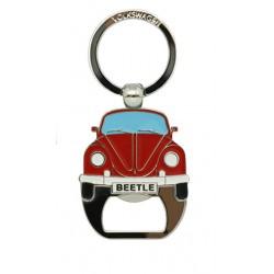 Porte clé décapsuleur VW Cox en rouge