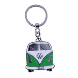 Portes-clés avec design de la légendaire VW Combi T1 vert