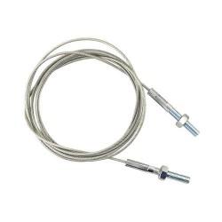 Câbles de tension arrières Karmann-ghia de 1968 à 1974