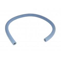 Tuyau souple de frein bleu 50 centimètres entre maitre cylindre de frein et bocal de liquide de frein