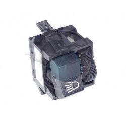 Interrupteur de phares 1303 avec potentiomètre pour éclairage compteur.