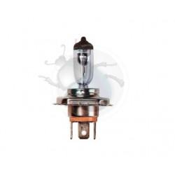 Ampoule H4 12 volt 60/55 Watts embase H4 vendu à l'unité.