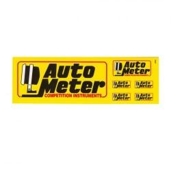Kit autocollant Auto Meter mini