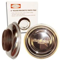 Bol coupelle magnétique d'un diamètre de 15 cm ou comment aimanter tenir les écrous et outils à l'envers sous la coccinelle ou l
