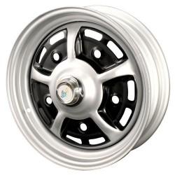 Sprintstar BBT 5x205 4.5x15 gris-noir ET+25