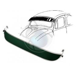 Pare-soleil vert plexiglass