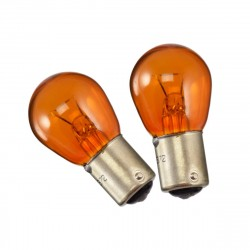 Ampoule clignotant 12 volts 21 Watts orange