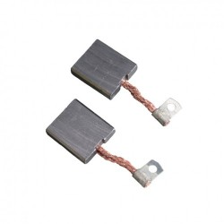 Charbons dynamo 12 volts